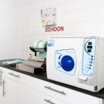 Sterilisatiekamer (Schoon)
